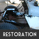 Willys Jeep Restoration